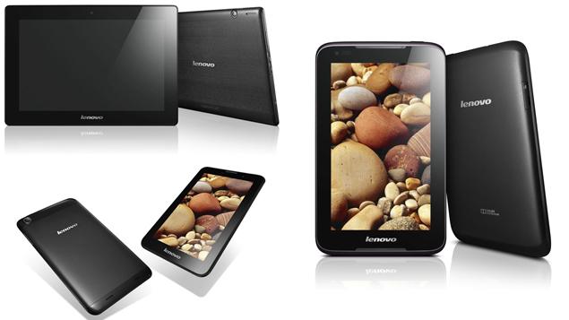 3 Tablet Android Teranyar Diluncurkan Lenovo