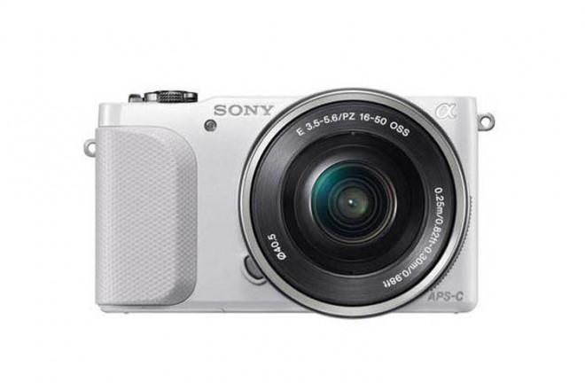 Inikah Penampakan Sony Nex-3N?