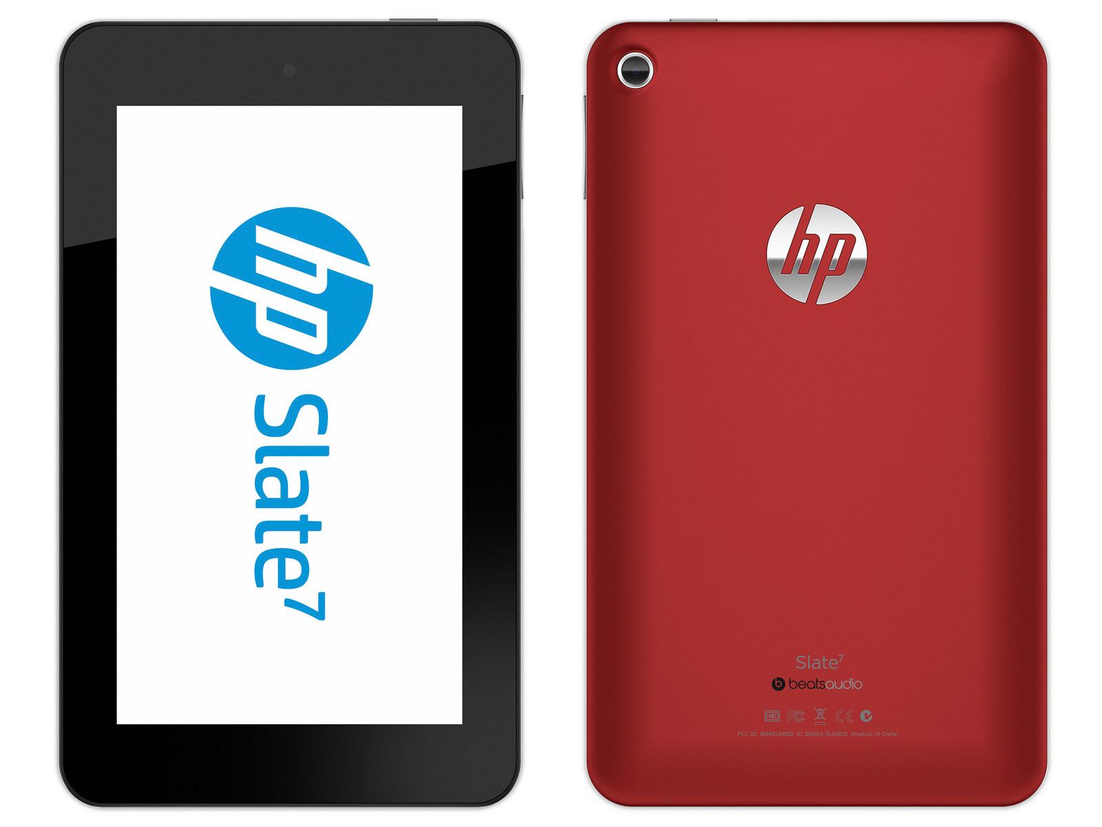 Slate 7 Tablet Android Jelly Bean Seharga 1,6 Jutaan, Persembahan HP