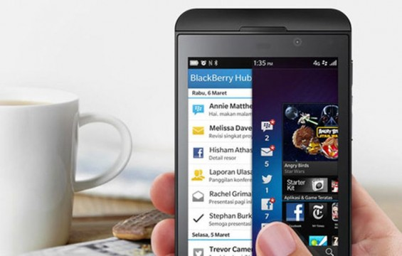 BlackBerry Z10 Menawarkan Nilai Lebih, Tidak Sekedar untuk BBM