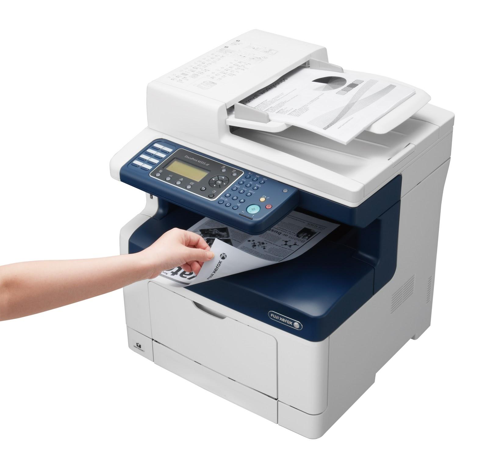 Fuji Xerox DocuPrint M355df: Printer Laser untuk Kebutuhan