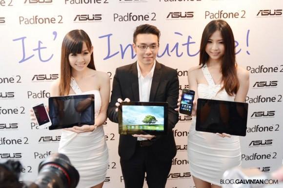 Asus Padfone2: Kombinasi Unik Smartphone dan Tablet