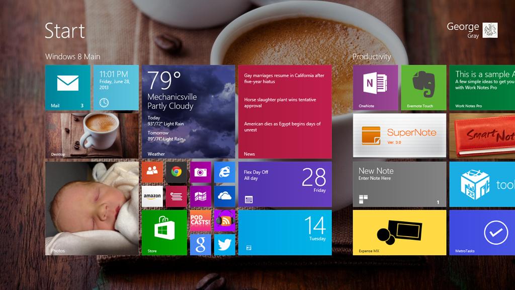 Fitur-Fitur Baru dalam Windows 8.1