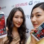 LG Optimus G Pro Smartphone dengan Layar Lebih Besar dan Performa Lebih Cadas