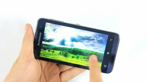 Lenovo P780 Smartphone Tangguh dengan Daya Tahan Baterai Lebih Lama_2