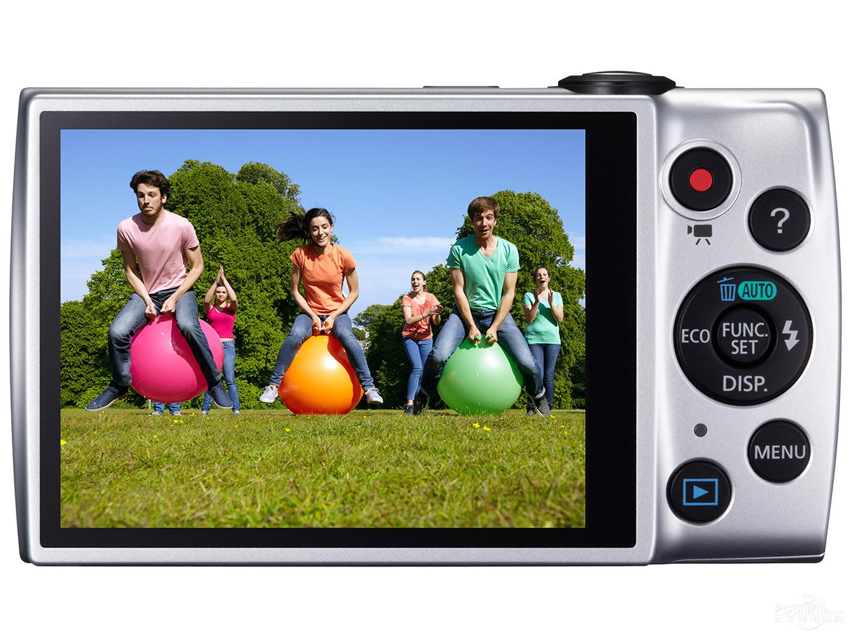Canon PowerShot A2600 Menawarkan Fitur Minimalis_3