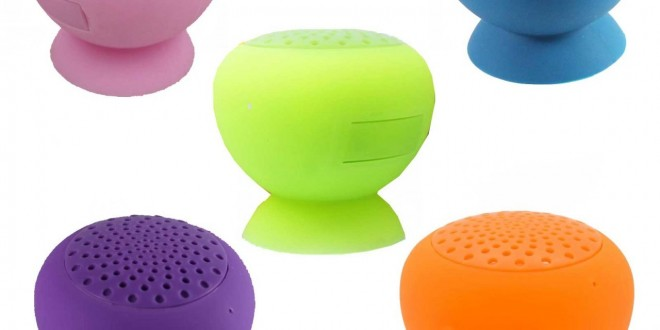 Magic Mushroom Bluetooth Stick Speaker Hadir dengan Desain Unik dan Harga Lebih Terjangkau