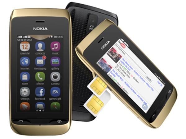Nokia Asha 310 Ponsel Dual SIM dengan Harga Terjangkau_2