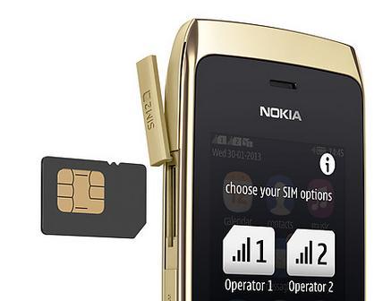 Nokia Asha 310 Ponsel Dual SIM dengan Harga Terjangkau_3