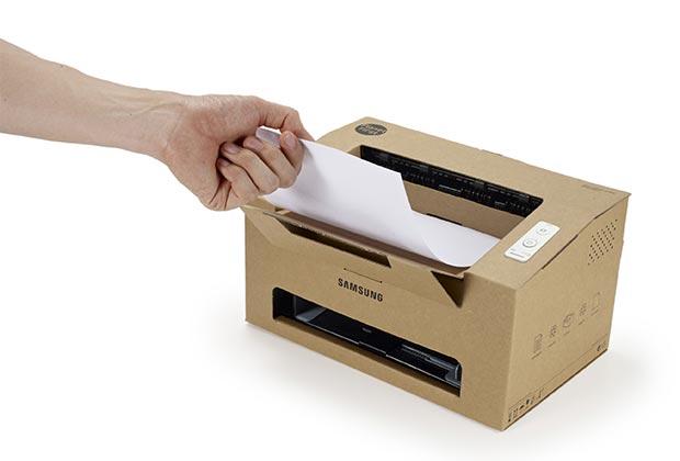 Origami Mono Laser Printer sebagai Konsep Printer Masa Depan