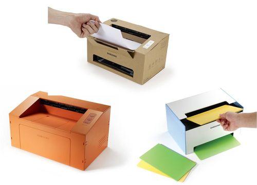 Origami Mono Laser Printer sebagai Konsep Printer Masa Depan_2