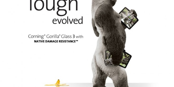 Teknologi Gorilla Glass Semakin Disempurnakan