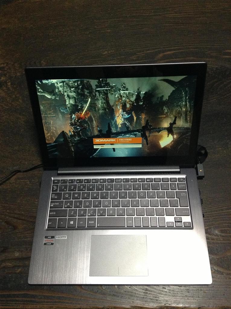 Asus Zenbook U38N Pelopor Zenbook dengan Teknologi AMD Trinity_2