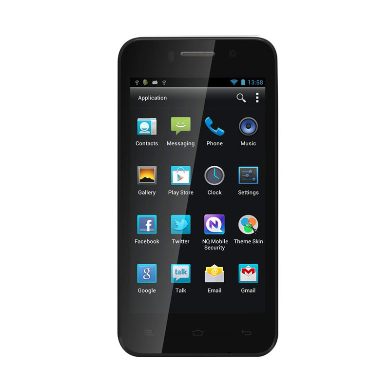 Polytron Wizard Quadra W7450 Smartphone Berteknologi Quad