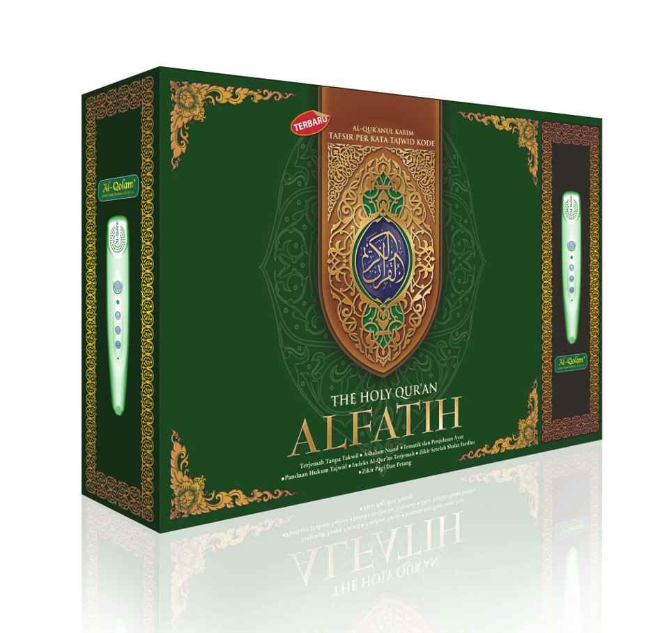 15 Keistemewaan Al-Qur'an e-Pen AL-Fatih