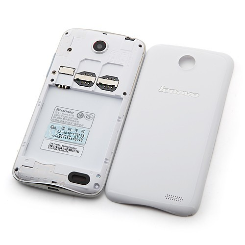 Lenovo A516 Sang Ponsel Lone Wolf MacQuade_2