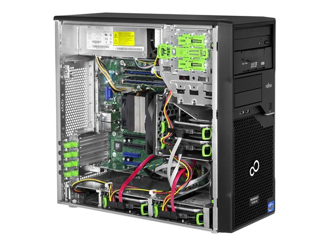 Primergy Fujitsu Tower TX100 S3 Server Cepat Anti Lambat_3