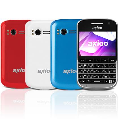 Ponsel Axioo PicoPAD 2.6
