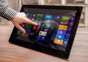Menikmati Kemudahan Windows 8 Melalui Komputer Layar Sentuh
