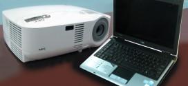 Memilih Proyektor yang kompatibel dengan Laptop