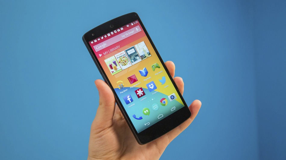 Fitur Fitur OS Google Android L_2
