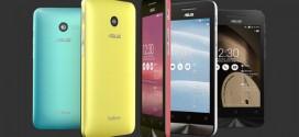 Spesifikasi dan Tipe Asus Zenfone Terbaru