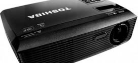 Spesifikasi Tipe Proyektor 3D Toshiba NP15A