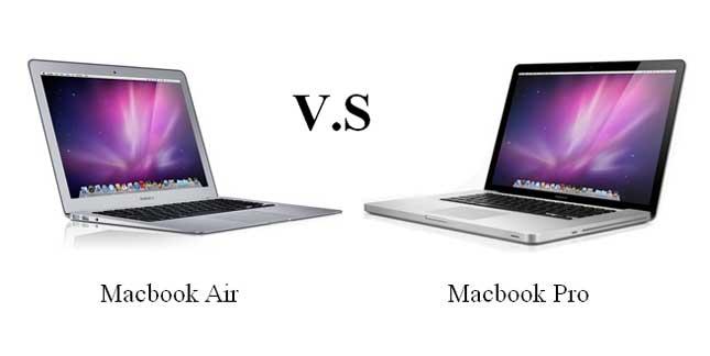 apple macbook pro vs apple macbook air   blog dimensidata