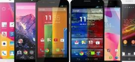 4 Smartphone Mini Terbaik Tahun 2014