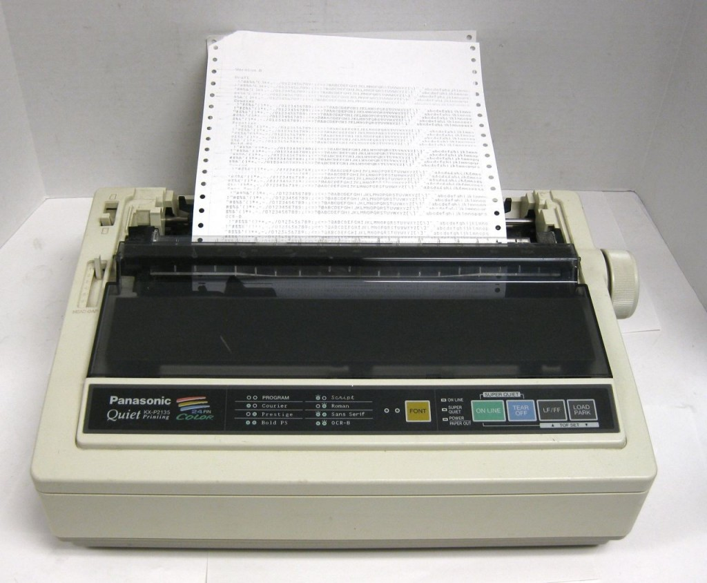 Mengenal Beberapa Fungsi Printer Dot-Matrix_2