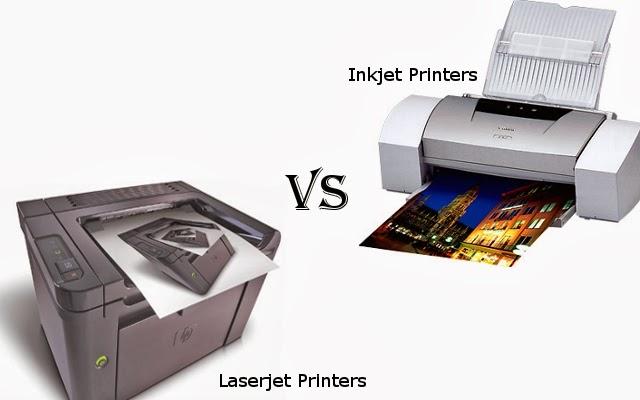 perbedaan printer inkjet dengan laserjet blog dimensidata. Black Bedroom Furniture Sets. Home Design Ideas