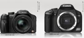 Bedanya Kamera Prosumer dengan DSLR
