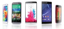 10 Smartphone terbaik di 2015