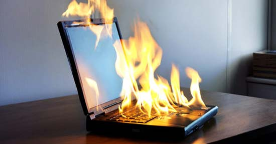 Cara Mengatasi Laptop Cepat Panas