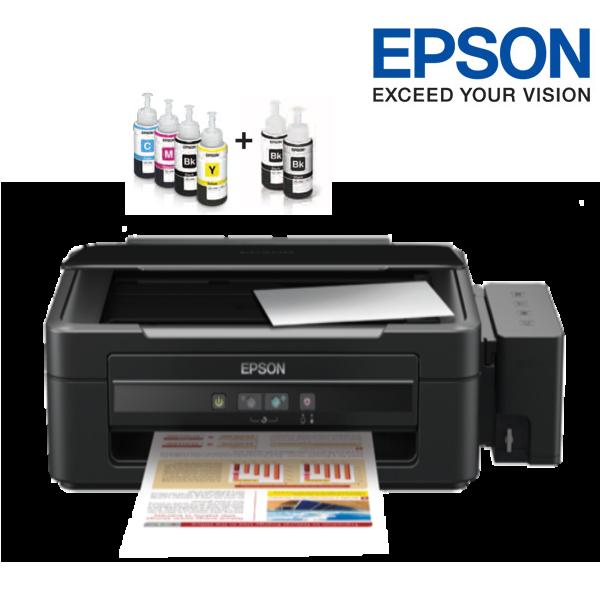 Review Printer L350_2