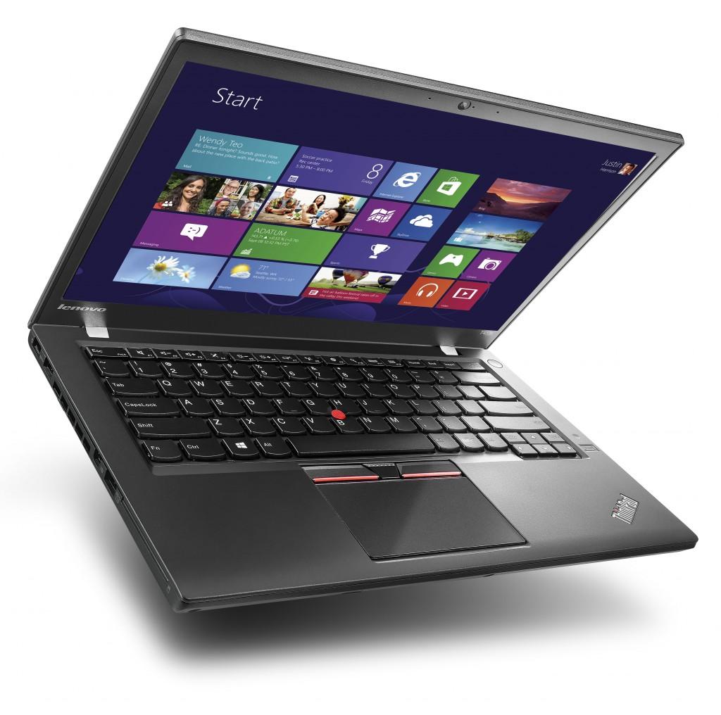 Laptop Lenovo Thinkpad X250 Yang Dilengkapi Baterai Ekstra_2