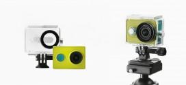 MI Camera, Kamera Mini Xiaomi Saingan Berat Htc Gopro