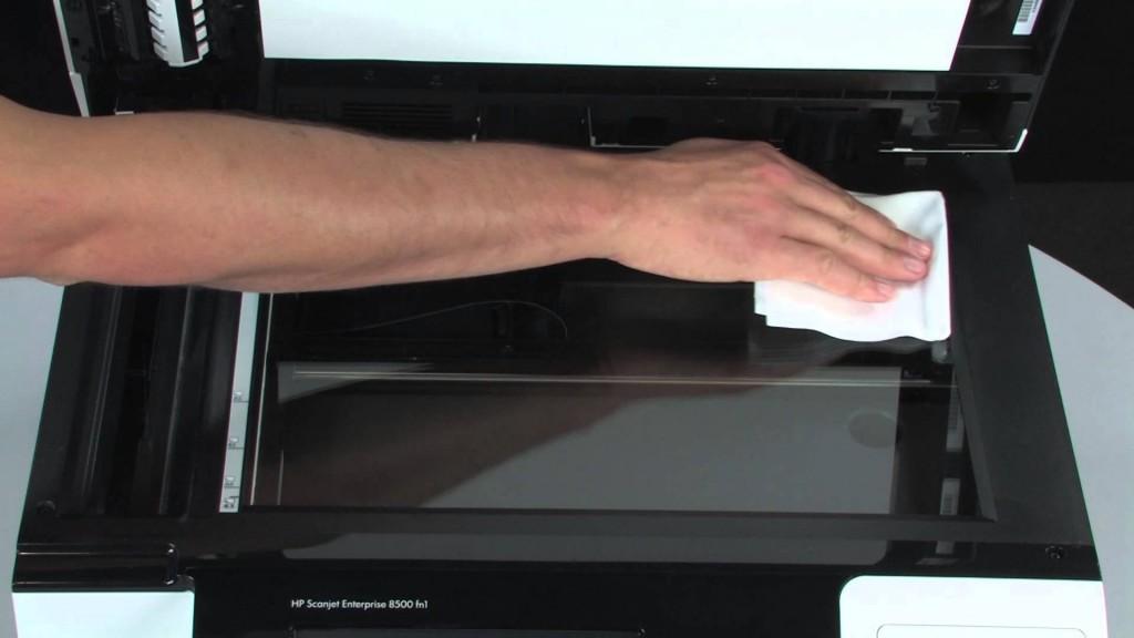 Tips membersihakn scanner