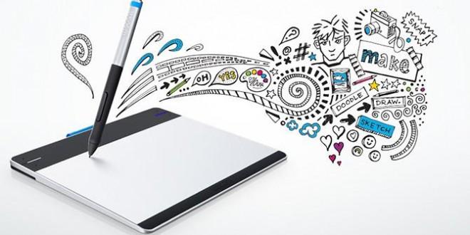 Tablet Wacom Intuos Pen CTL-480/S2