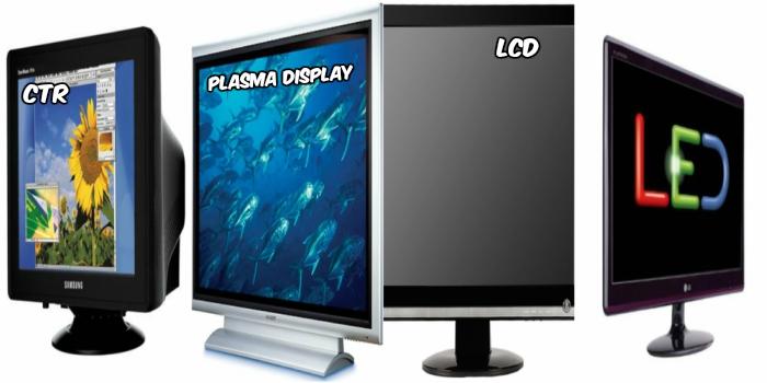 Perbedaan Jenis Monitor Led Dengan Monitor Lcd