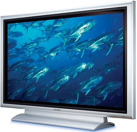 Monitor Plasma Display