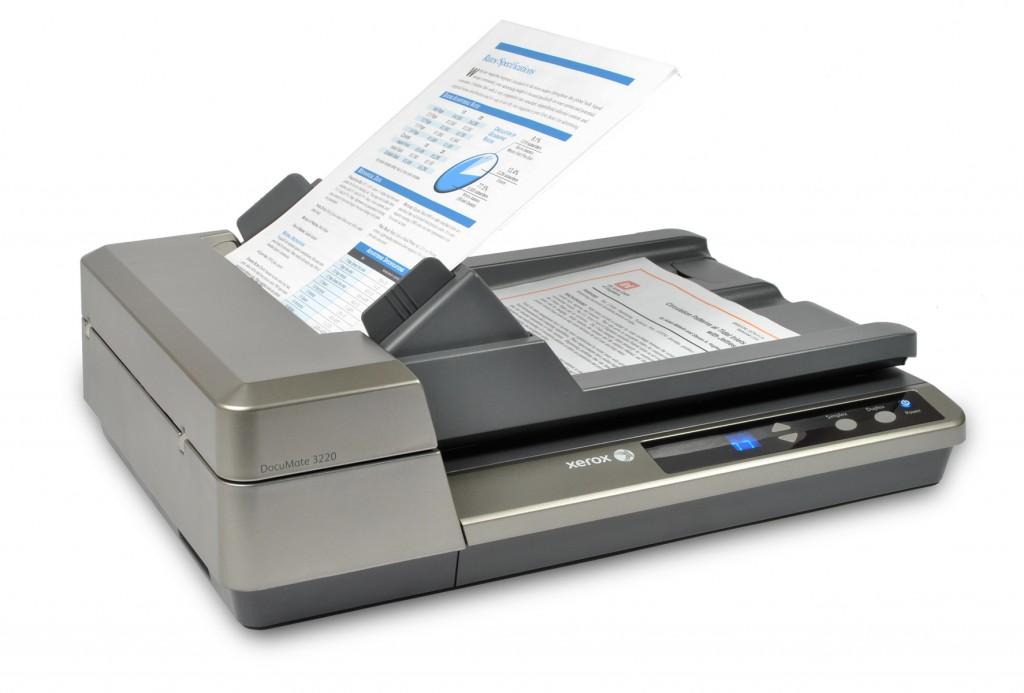 Scanner Automatic Feeding (ADF)