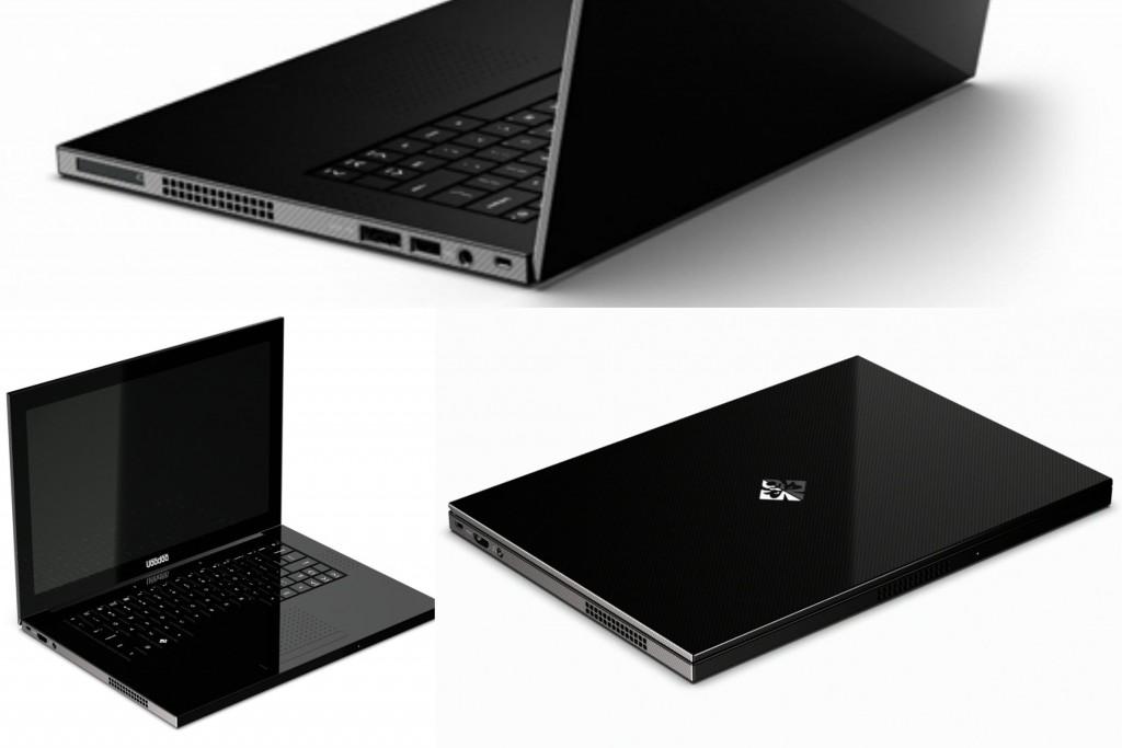 Laptop Vodoo Envy