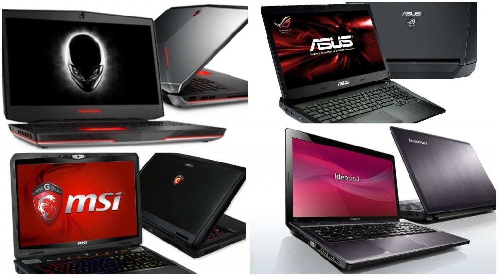 6 Laptop Gaming Terbaik Terbaru - DimensiData.com