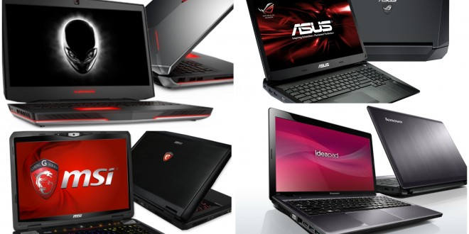 Laptop Notebook Gaming Terbaik Terbaru