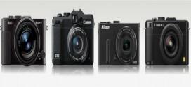 Kamera Digital SLR, DSLR, Prosumer, Mirrorless, Pocket Point and Shot, UnderWater