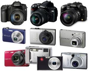 Mengenal Jenis dan Tipe Kamera Digital