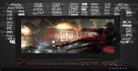 Origin PC EVO15-S, Laptop Tipis Khusus Gamer
