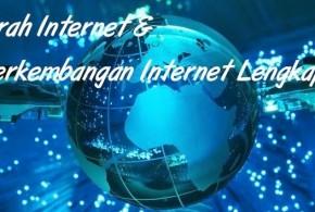 Sejarah Perkembangan Internet