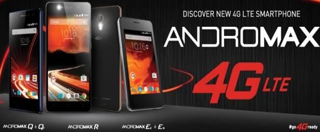 Smartfren Andromax 4G LTE All Series